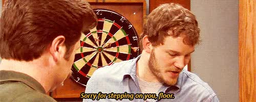 Watch chris, pratt, andy, dwyer, parks GIF on Gfycat. Discover more related GIFs on Gfycat