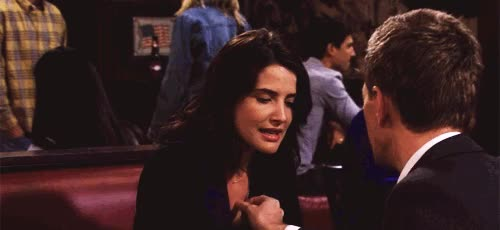Watch How I met your mother gif 25 GIF on Gfycat. Discover more cobie smulders GIFs on Gfycat
