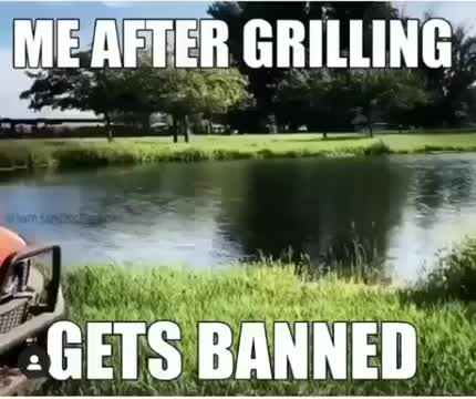 Watch and share Y2mate.com - Me After Grilling Gets Banned OPiWSDzDmCY 360p GIFs by tupsmemes on Gfycat