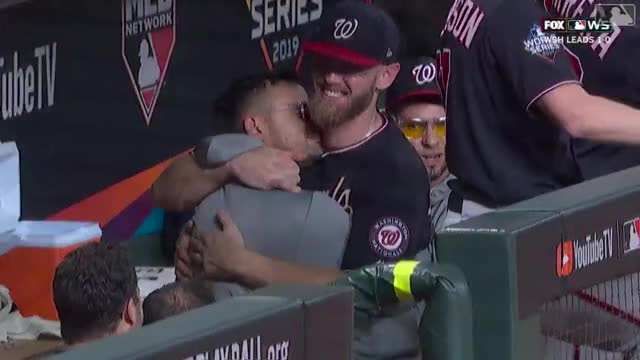 Watch and share 2019 World Series GIFs by efitz11 on Gfycat