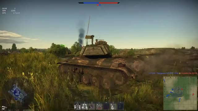 Watch Advanced American Escape Tactics GIF by @armchairtitan on Gfycat. Discover more GeForceGTX, ShareEveryWin, War Thunder GIFs on Gfycat