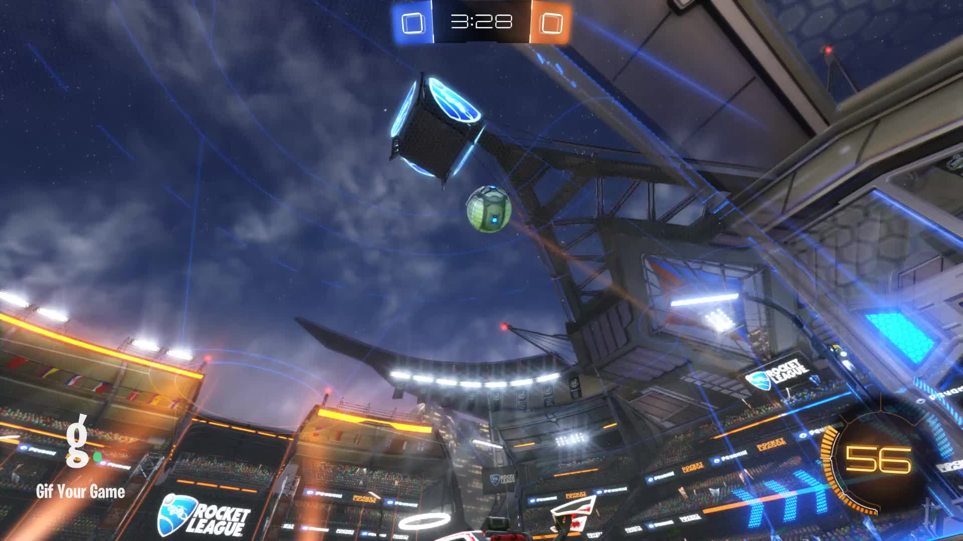 Gif Your Game, GifYourGame, Goal, Rocket League, RocketLeague, lilmoist., Goal 1: Annoy. GIFs