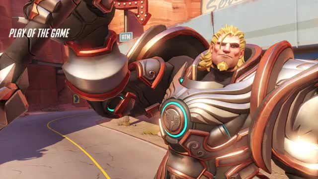 Watch and share Overwatch GIFs by Ursinnet on Gfycat