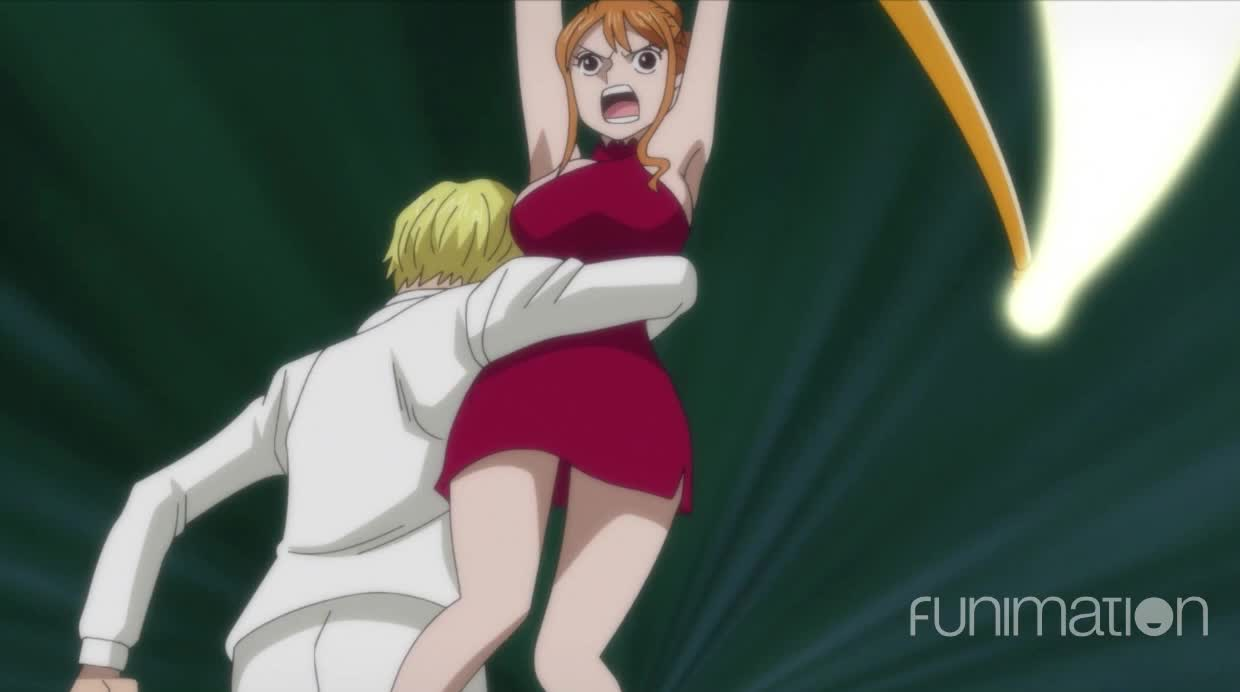 One Piece, One Piece episode 846, OnePiece, anime, ep846, funimation, funny, Lightning cloud drop GIFs