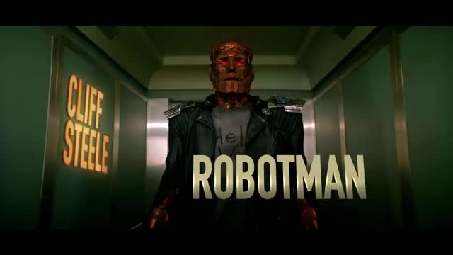 "Watch DC UNIVERSE | MEET THE DOOM PATROL GIF by Rocco Supreme (@roccosupreme) on Gfycat. Discover more Cyborg, DC, DC Universe, DCU, Elasti-Woman, Robotman, Superhero, Superheroes, april bowlby, celebs, comics, diane guerrero, ""Super Hero"" GIFs on Gfycat"