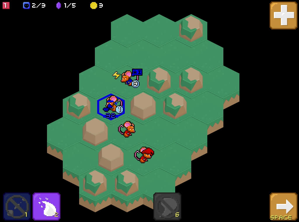 Jaggy Battles Beta Windows, Mac, Linux, Android, AndroidTab game GIFs