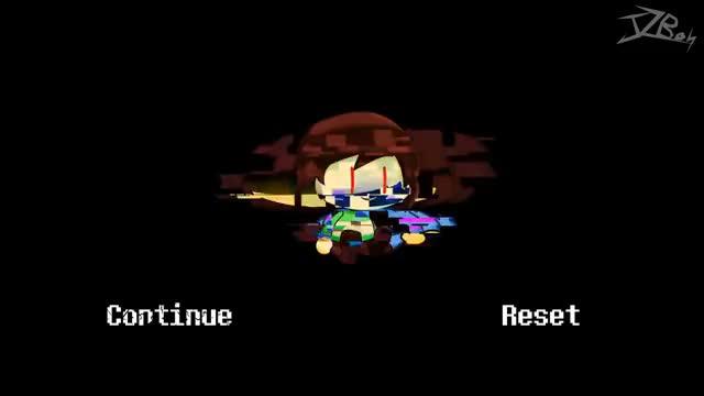 Watch and share Frisk(Chara) Vs Sakuya Izayoi - (Undertale Vs Touhou) Animation GIFs on Gfycat