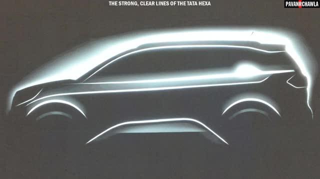 Watch and share Tata-Hexa-Clear-Lines-Great-Design-PavanRChawlaDotCom GIFs on Gfycat