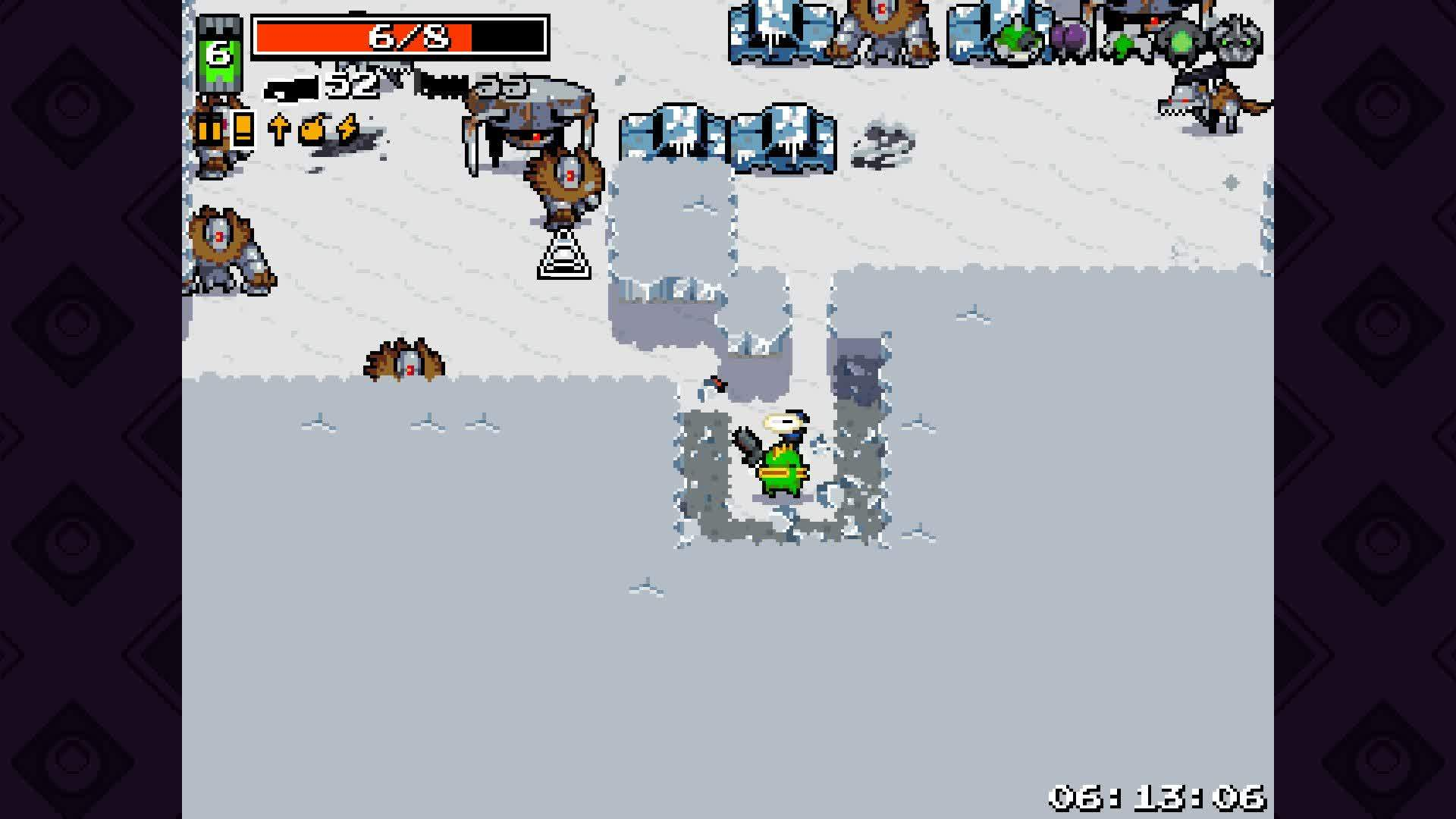 NuclearThrone, nuclearthrone, Ramming Speed! (reddit) GIFs