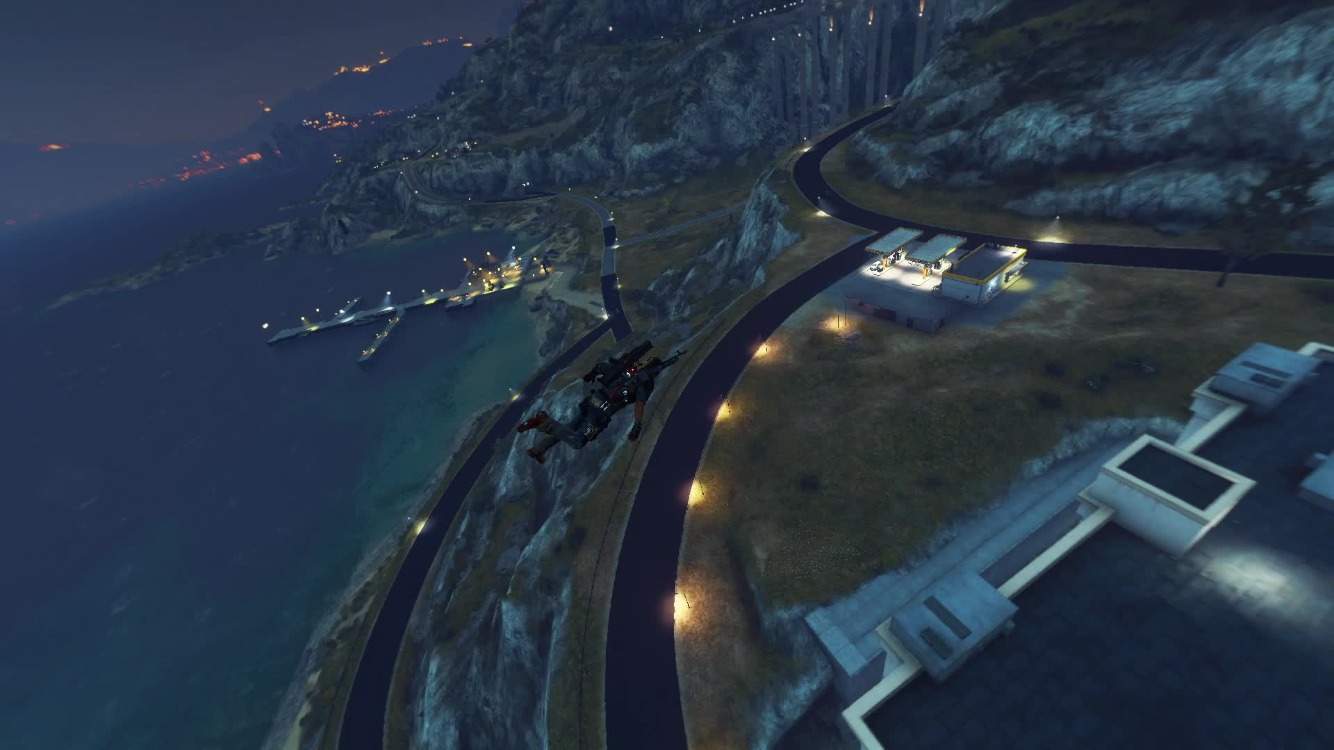 explosion, gas, just cause 3, I also slowmo blew up a gas station in Just Cause 3... GIFs