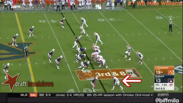 Watch and share Mike Williams (Clemson) Vs. Auburn (2016) GIFs on Gfycat