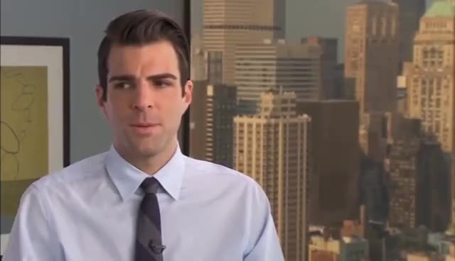 "Watch Zachary Quinto ""Margin Call"" GIF on Gfycat. Discover more Zachary Quinto GIFs on Gfycat"