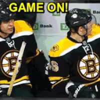 Watch and share Boston Bruins Game On! GIFs on Gfycat