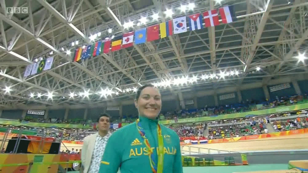 Cycling, Olymgifs, Olympics, Anna Meares cycling ass GIFs