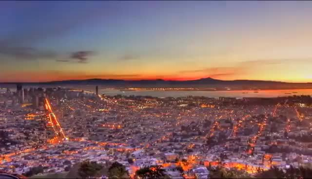 Watch and share San Francisco Time Lapse GIFs on Gfycat