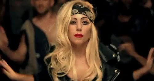 Watch and share Lady Gaga GIFs on Gfycat