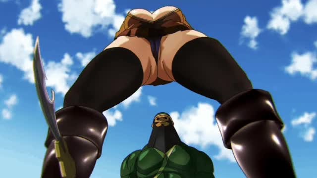 meiko Squats two // Prison School - More more more