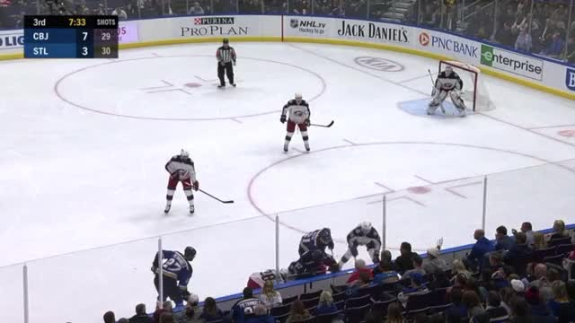 Watch and share Zach Sanford GIFs and Hockey GIFs by Brandon on Gfycat