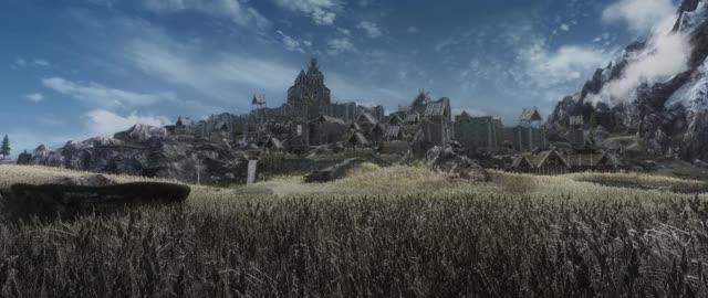 Watch and share Elder Scrolls V Skyrim 001 GIFs on Gfycat