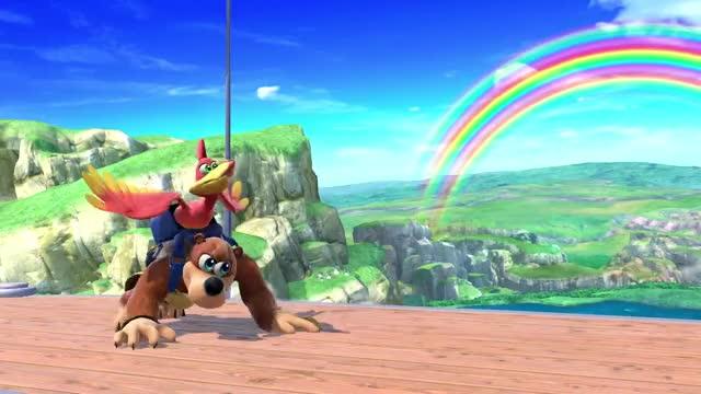 Watch and share Nintendo Direct GIFs and スマッシュブラザーズ GIFs on Gfycat