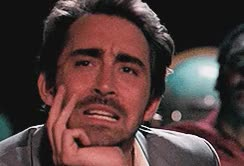 Watch and share Lee Pace GIFs and Cringe GIFs by Reactions on Gfycat