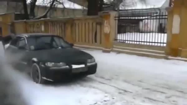 ANormalDayInRussia, anormaldayinrussia, Snowplough on the cheap (reddit) GIFs