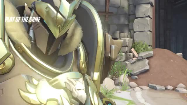 Watch and share Reinhardt GIFs and Overwatch GIFs by pandemonium on Gfycat