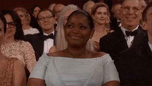 Watch and share Octavia Spencer GIFs and Oscars GIFs on Gfycat