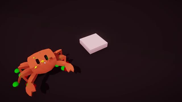 Watch and share Procedural Crab Animation GIFs by kodiakwhale on Gfycat