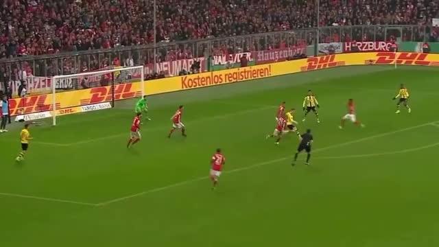 Watch and share OUSMANE DEMBELE GOAL 3:2 BVB VS. FC BAYERN MÜNCHEN DFB POKAL HALBFINALE 2017 GIFs on Gfycat