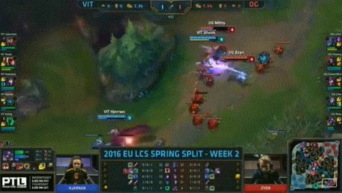 Kindred in LCS