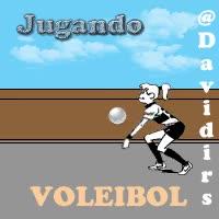 Watch and share Jugando Voleibol Mujeres GIFs on Gfycat