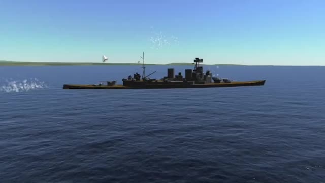 Watch The HMS Hood Explodes! GIF on Gfycat. Discover more warships GIFs on Gfycat
