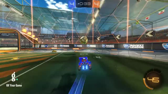 Watch Goal 9: Jeb GIF by Gif Your Game (@gifyourgame) on Gfycat. Discover more Gif Your Game, GifYourGame, Goal, Jeb, Rocket League, RocketLeague GIFs on Gfycat