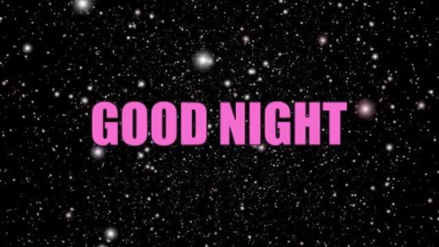 Watch this good night GIF by GIF Queen (@ioanna) on Gfycat. Discover more animated, animation, black, buenas, dream, dreaming, dreams, go, good, goodnight, moving-star-field---720p-colour, night, noches, pink, sky, sleep, stars, sweet, to, universe GIFs on Gfycat