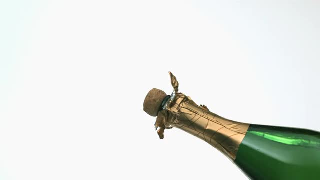 Watch and share Slow Motion Champagne Bottle Popping Open By Fun With Slow Motion GIFs on Gfycat