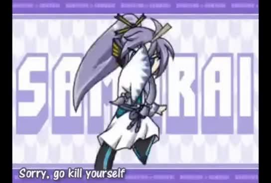 Watch dancing samurai GIF on Gfycat. Discover more dance, gakupo, vocaloid GIFs on Gfycat