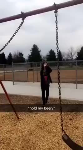 Watch and share Holdmybeer GIFs on Gfycat