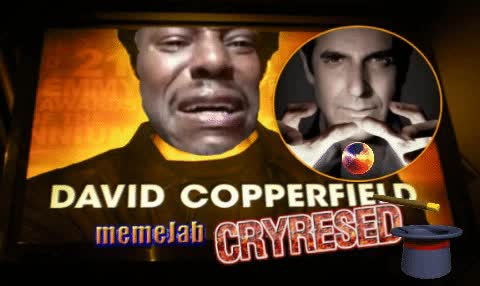 Watch and share David Copperfield GIFs and Cryrese GIFs by Petty Parker on Gfycat