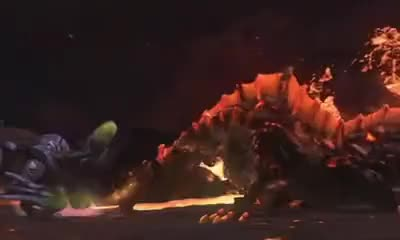 Watch Brachydios GIF on Gfycat. Discover more monster hunter GIFs on Gfycat