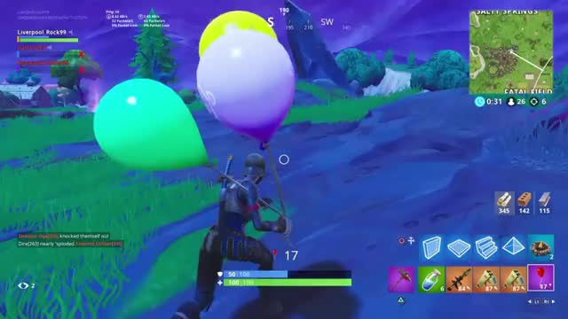 Watch Balloon Trick* GIF on Gfycat. Discover more PS4share, Gaming, PlayStation 4, SHAREfactory™, Sony Interactive Entertainment, Tom Shapley, {4ca3a8c8-4dd4-449e-9c04-72147f4f2dd4} GIFs on Gfycat