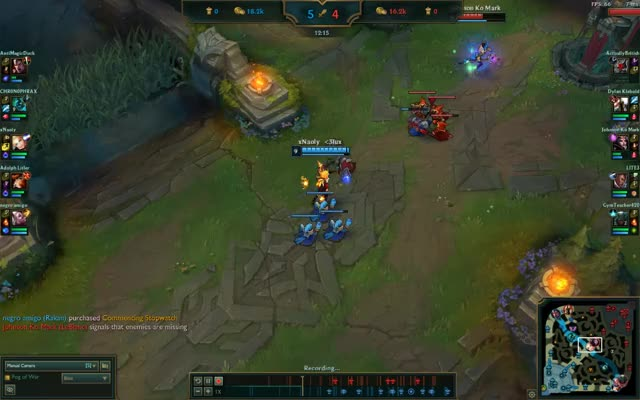 Watch and share Lux Vs Leblanc GIFs on Gfycat