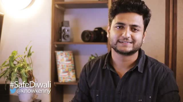 Watch and share Why I Stopped Bursting Firecrackers During Diwali - Kenny Sebastian (Stand Up Comedy) GIFs on Gfycat