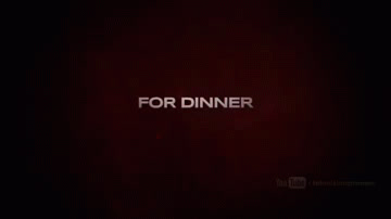 hugh dancy, dinner GIFs