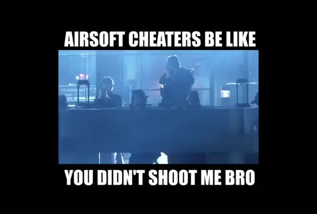 Watch and share Airsoft GIFs and Cheat GIFs on Gfycat