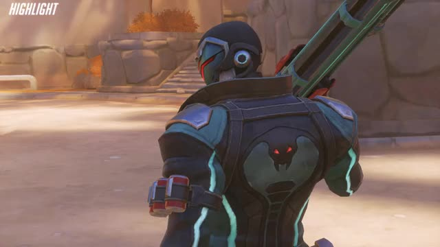 Watch and share Highlight GIFs and Overwatch GIFs by Weed B. Goku, Esq. on Gfycat