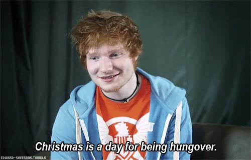Watch and share Ed Sheeran GIFs and Christmas GIFs on Gfycat