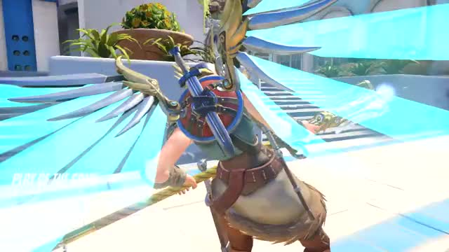 Watch illios 5m-res_small GIF on Gfycat. Discover more Mercy, Overwatch GIFs on Gfycat