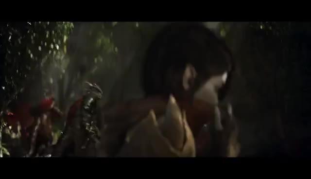 The Elder Scrolls Online: Morrowind Announcement Trailer (PEGI) GIFs