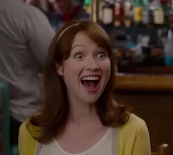 Ellie Kemper, excited, yay,  GIFs